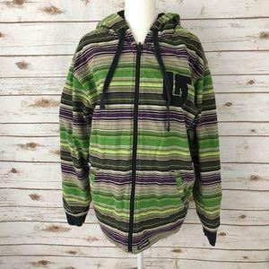 Burton Zip Up Sweatshirt